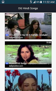 Old Hindi Songs screenshot 1