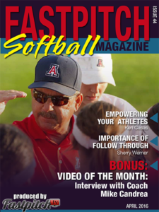 Fastpitch Softball Magazine issue 44