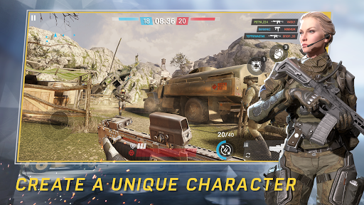 Warface: Global Operations u2013 PVP Action Shooter screenshots 4