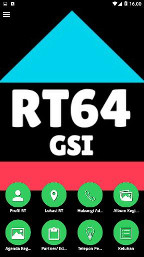 RT 64 GSI MILENIAL screenshot 1