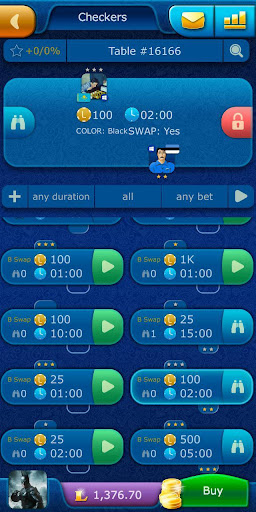 Checkers LiveGames - free online game 3.86 3