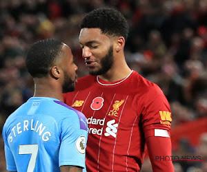 Gomez wordt door Engelse fans uitgefloten na relletje met Sterling en krijgt hulp van ... Sterling