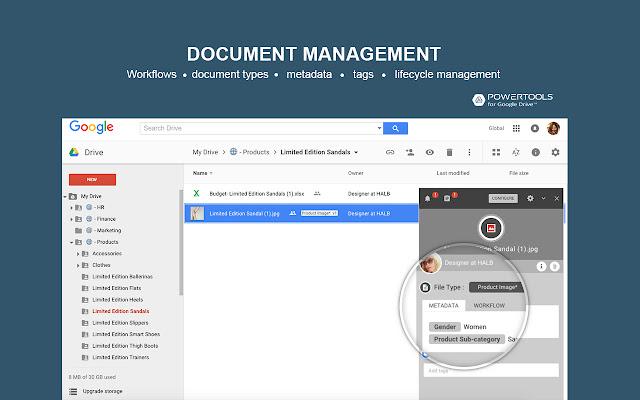 Powertools for Google Drive - G Suite Marketplace