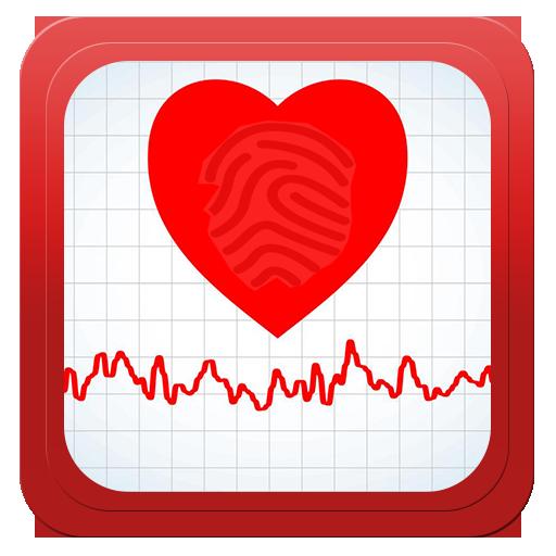 指紋ハート無料いたずら 健康 App LOGO-硬是要APP