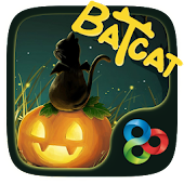 Batcat GO Launcher Theme