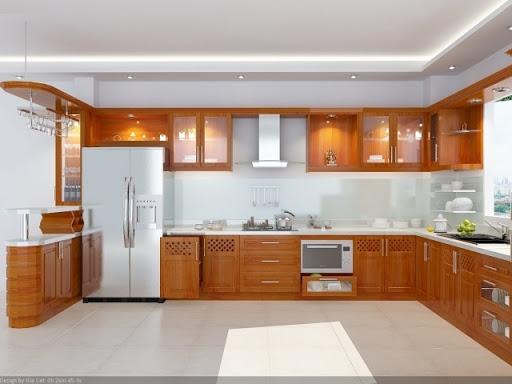 địa chỉ thiết kế bếp theo phong thủy uy tín