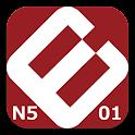 吉村作治式 eにほんご N5 第1回 icon