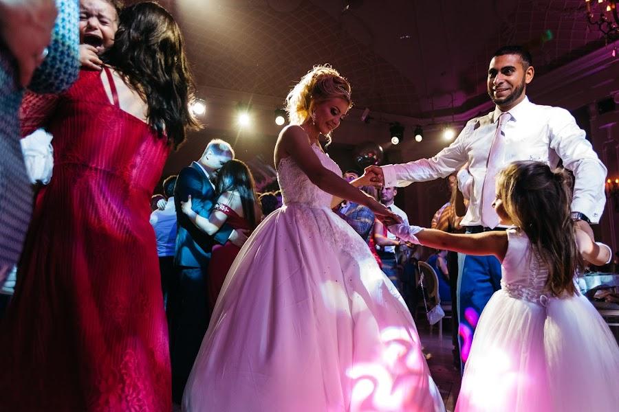 Wedding photographer Nazar Voyushin (NazarVoyushin). Photo of 18.11.2016