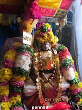Photo: emperumAnAr before going to rA pathu maNdapam