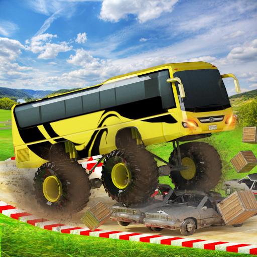 登山巴士特技競技場 賽車遊戲 App LOGO-硬是要APP