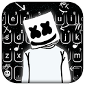 Cool Dj Doodle Keyboard Theme icon