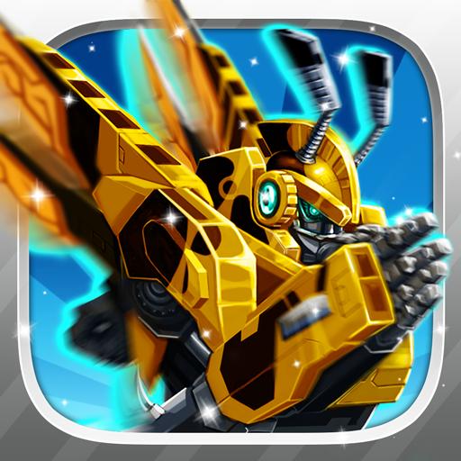 Toy Robot War:Dash Bee