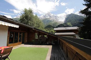 chalet à Chamonix-Mont-Blanc (74)
