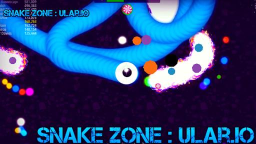 Snake Zone : Ular.io apktreat screenshots 1