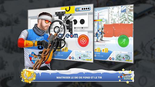 Biathlon Mania captures d'u00e9cran 1