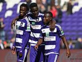 Acheampong pourrait rester à Anderlecht