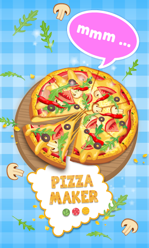 Pizza Maker - Cooking Game 1.36 de.gamequotes.net 1