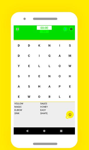 Word Search Puzzle - Free Fun Game  screenshots 3