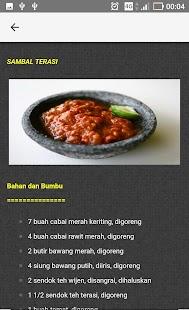 Resep Sambal Nusantara - náhled