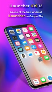 iLauncher IOS 12, Phone X Launcher 1 2 + (AdFree) APK for