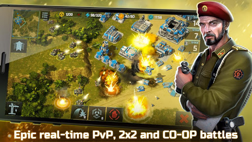 Art of War 3: PvP RTS modern warfare strategy game 1.0.63 screenshots 6