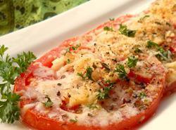 Baked Tomatoes Oregano Recipe