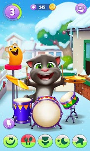 My Talking Tom 2 Mod Apk v1.8.1.858 [Unlimted Money] 1
