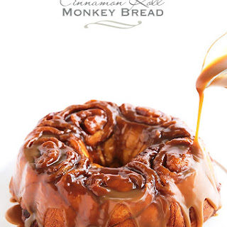 Cinnamon Roll Monkey Bread (plus a short-cut version)