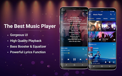 Music Player for Android 2.9.6 screenshots 1
