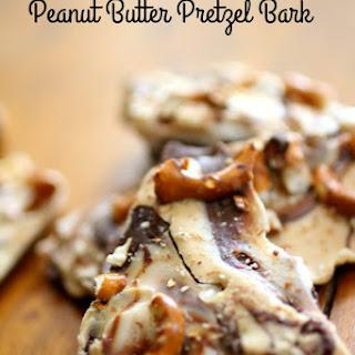 Peanut Butter Pretzel Bark