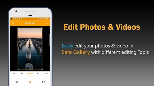 Safe Gallery App: Hide Private Photo & Videos app (apk) free