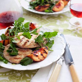 Pork Tenderloin with Nectarines.