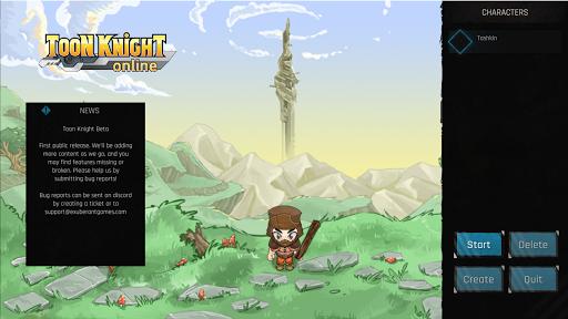 Toon Knight Online 1 de.gamequotes.net 2