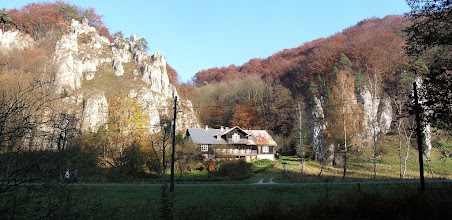 Photo: BB040376 Ojcow - kolory jesieni