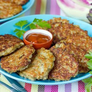 Eggplant Pancakes Recipe