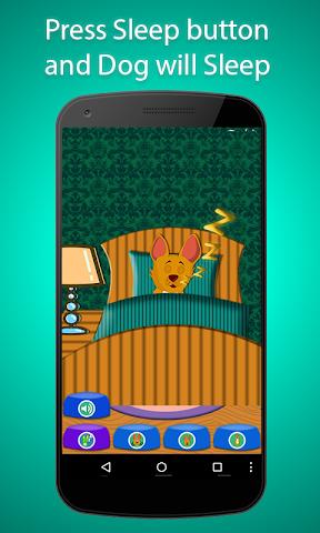 android Talking Dancing Max - The dog Screenshot 2