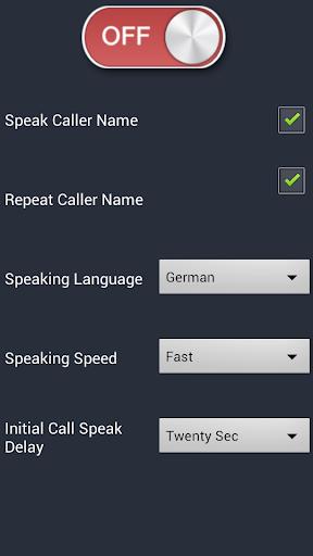 玩免費娛樂APP|下載Inform Me Caller Name app不用錢|硬是要APP