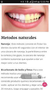 Blanquear los dientes - náhled