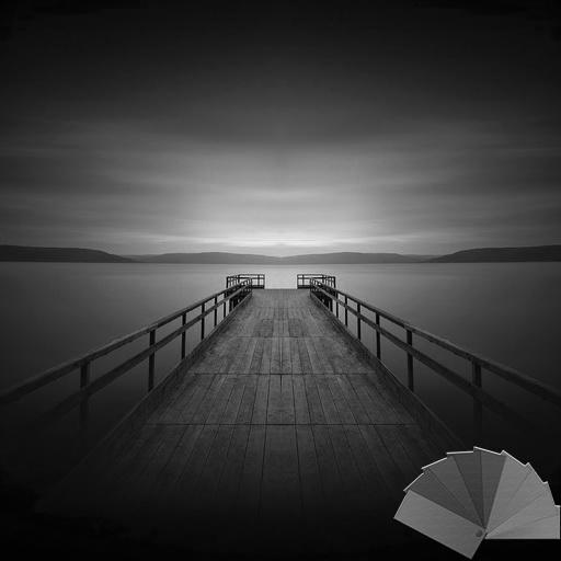 Dark Serenity Theme For Xperia