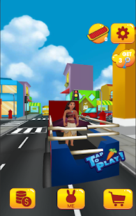 Princess Moa : Bus & Subway Dash 3D - náhled