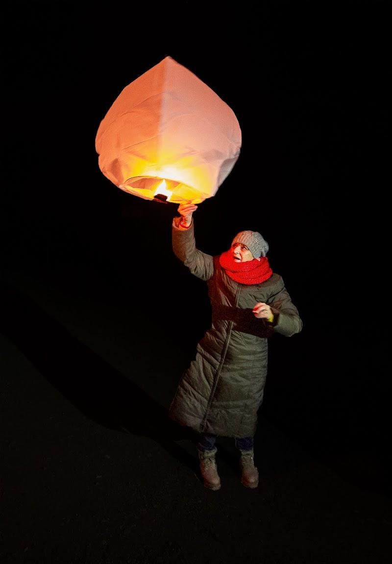 Luce notturna di Eduard