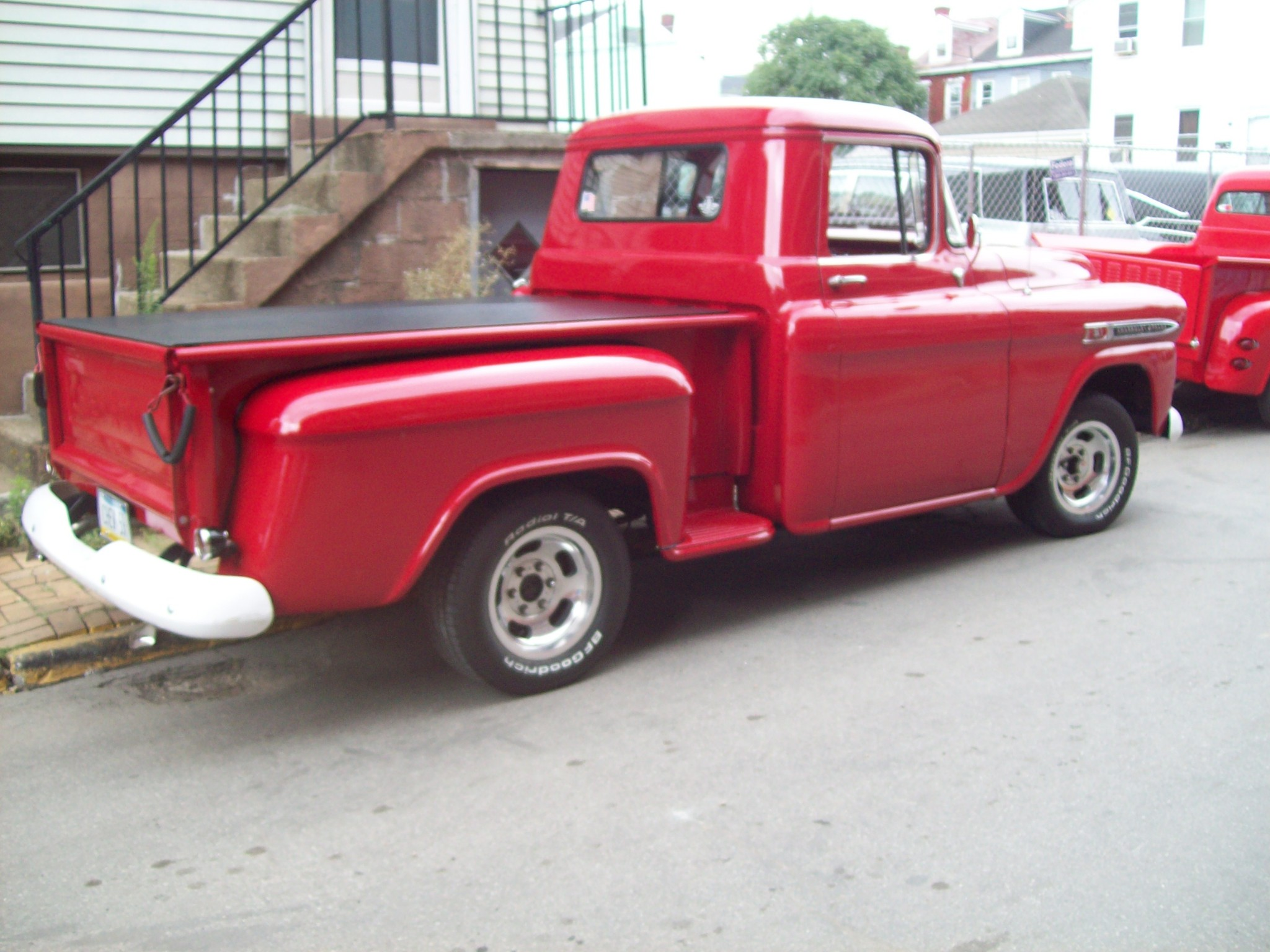Photo: There's a certain charm to vintage pickup trucks,