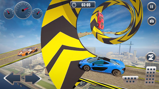 City GT Racing Hero Stunt 1.4 screenshots 2