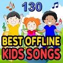 Kids Songs - Best Nursery Rhymes Offline icon