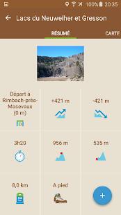 Visorando GPS randonnée 6