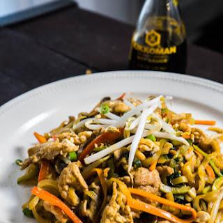 Mongolian Pork Stir-Fry