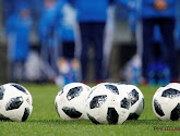 Wanneer het voetbal wat tegenslaat tijdens Tsjechië-België, gaat steward met aandacht lopen