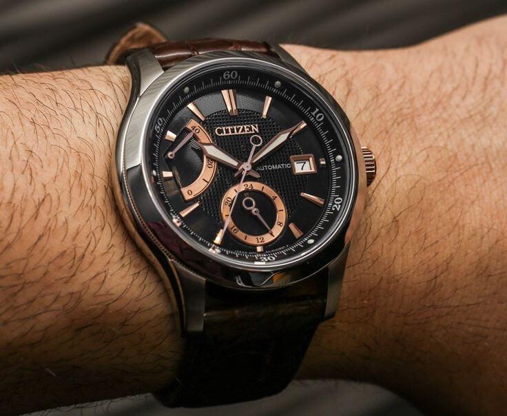 Những điều cần biết về đồng hồ Citizen nam chính hãng