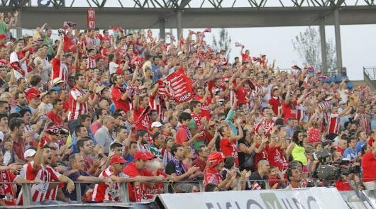 El Almería podría tener público para sus partidos de Play Off