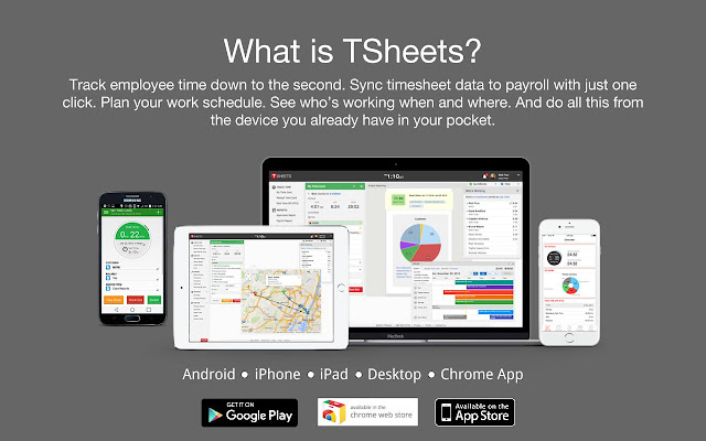 TSheets Extension for ADP Run Payroll